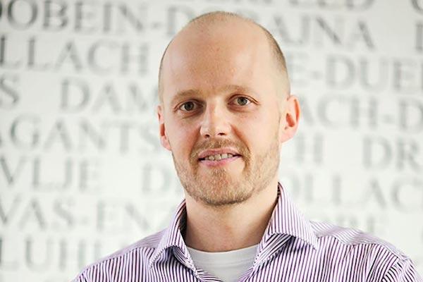 Martin Pinzger – InformatikerIn der Woche