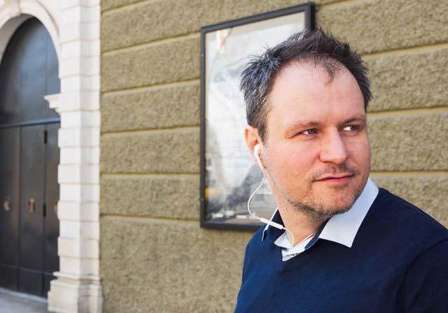 Alexander Meschtscherjakov – InformatikerInnen-Kurzinterviews