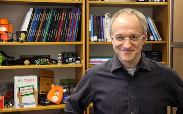 Wolfgang Slany – InformatikerInnen Kurzinterview