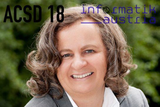 Ruth Breu am ACSD 2018