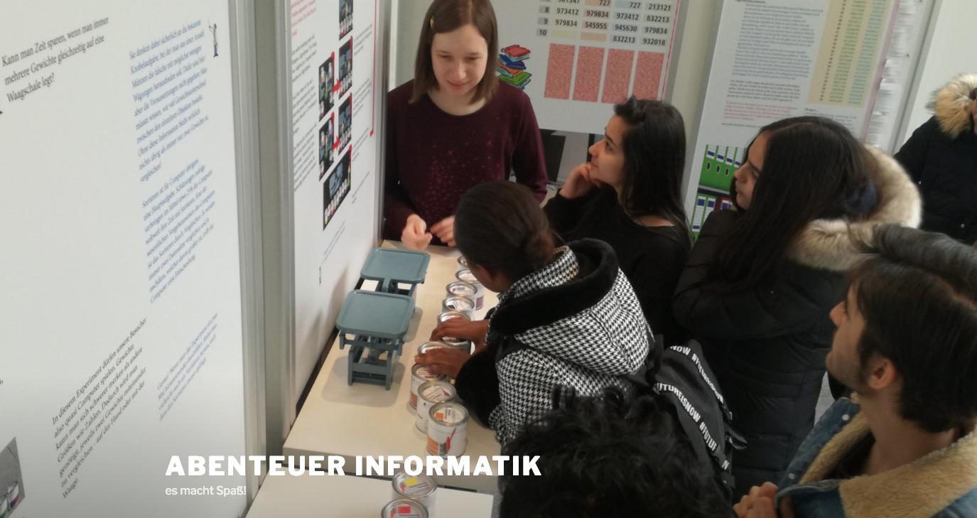 TU Wien: Abenteuer Informatik – Informatik begreifen
