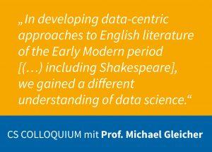 CS-Colloquium Gleicher Data Analysis
